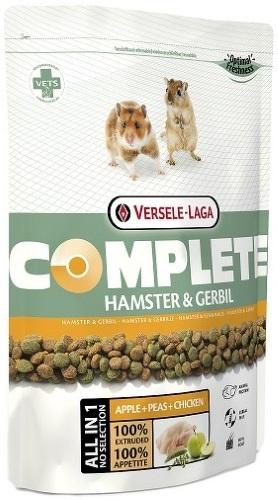 Корм для песчанок, хомяков Versele-Laga Complete Hamster 0.5 кг 1 шт