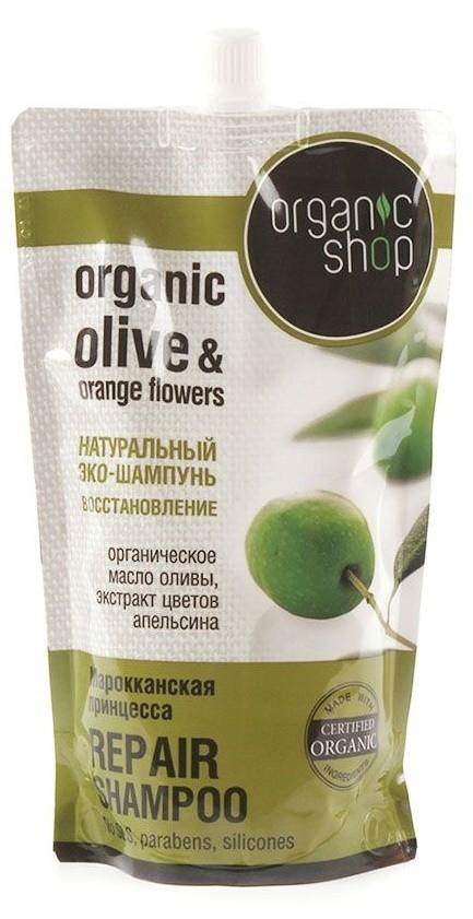 Шампунь Organic Shop \