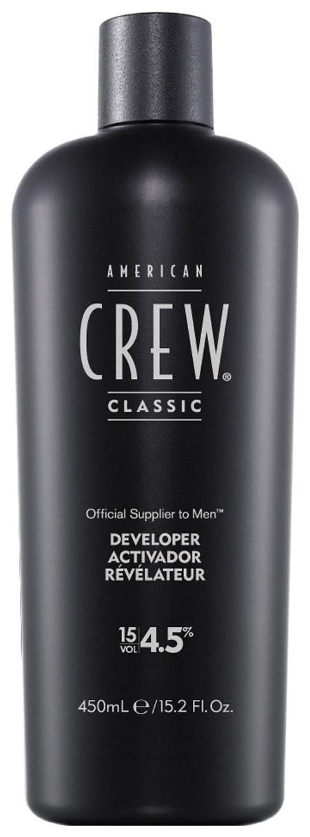 Активатор American Crew Precision Blend Developer