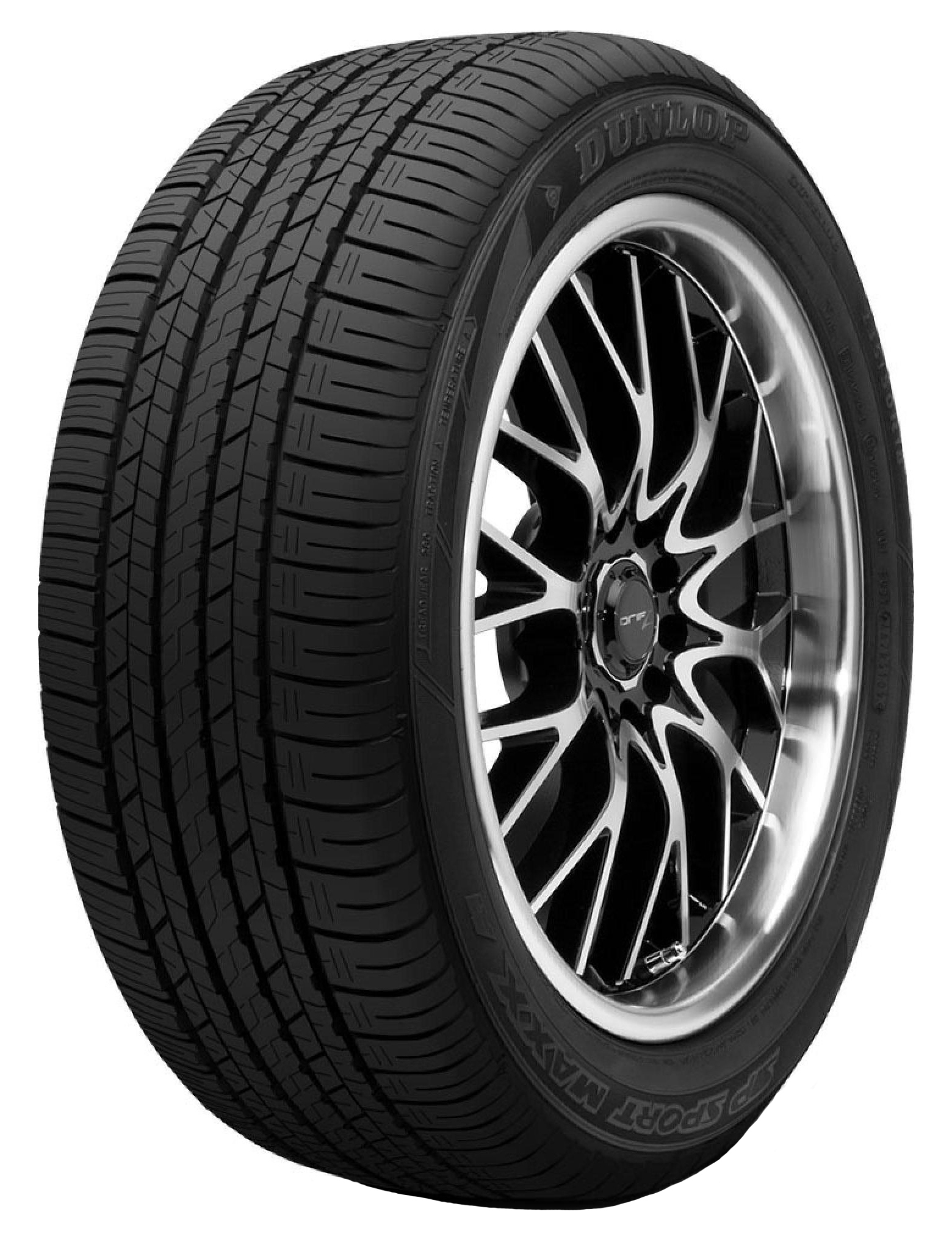 Шины Dunlop J SP Sport Maxx
