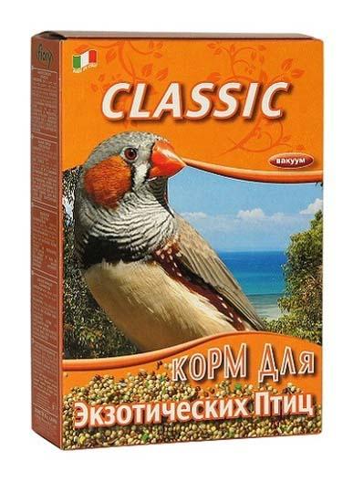 Основной корм FIORY Classic для экзотических птиц 400 г, 1 шт фото