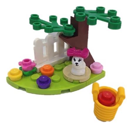 Конструктор LEGO Friends Подружки. Забавный кролик фото