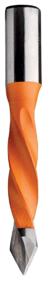 Сверло HW для присадочного станка 5x40x70