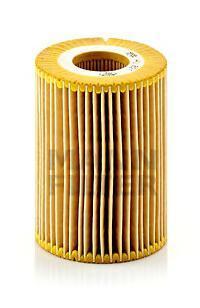 Фильтрующий элемент масляного фильтра MANN-FILTER HU821X