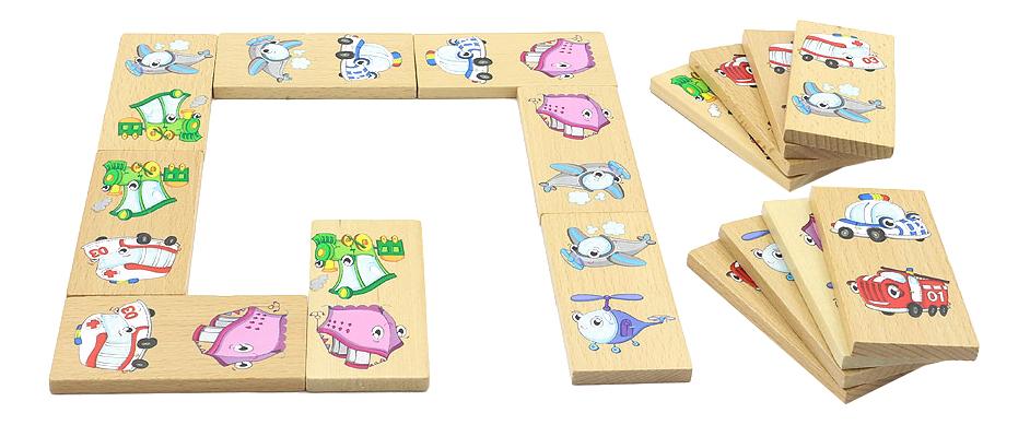 Купить Деревянная игрушка для малышей Мир Деревянных Игрушек Транспорт, Развивающие игрушки