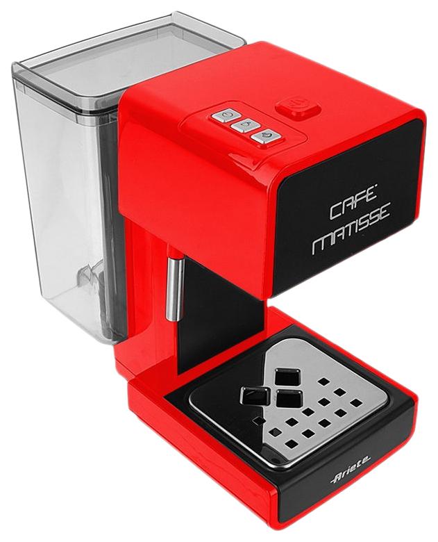Рожковая кофеварка Ariete CAFE Matisse 1363 Red