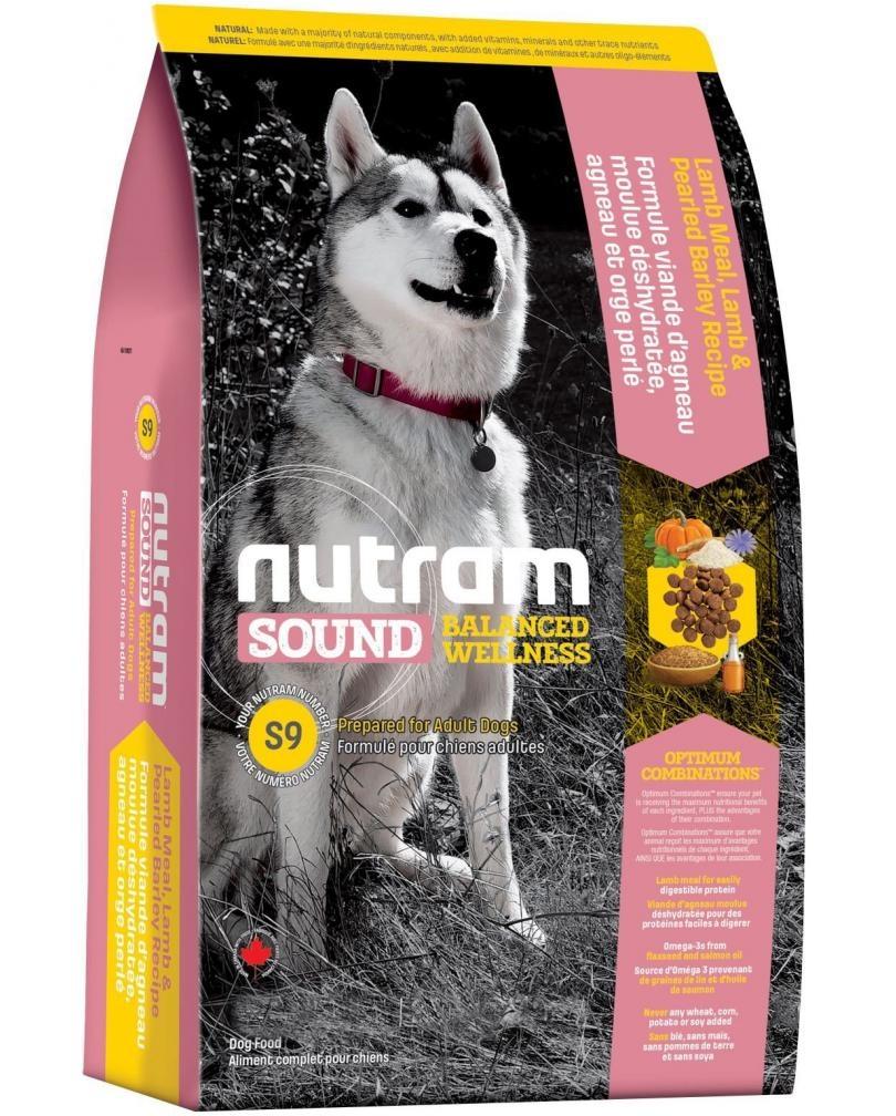 NUTRAM SOUND BALANCED WELLNESS S9