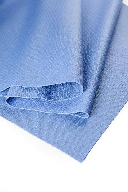 Коврик для йоги RamaYoga Крафт 167626 синий