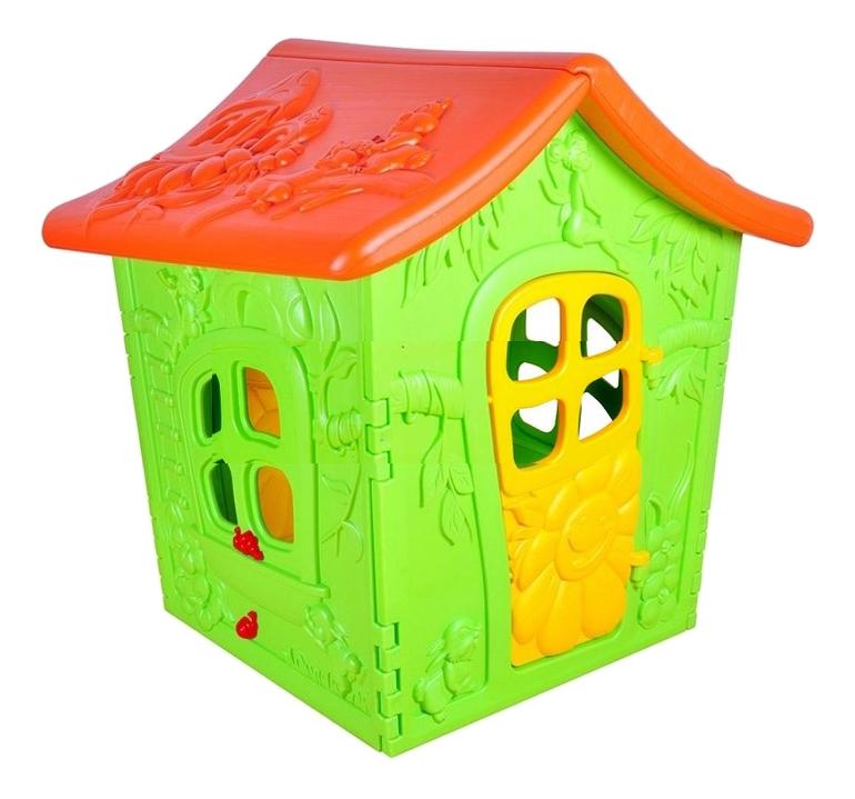 Детский игровой домик пластиковый Ching Ching