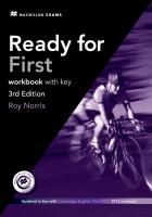 Ready for First 3rd Edition Workbook + key + Audio CD Pack