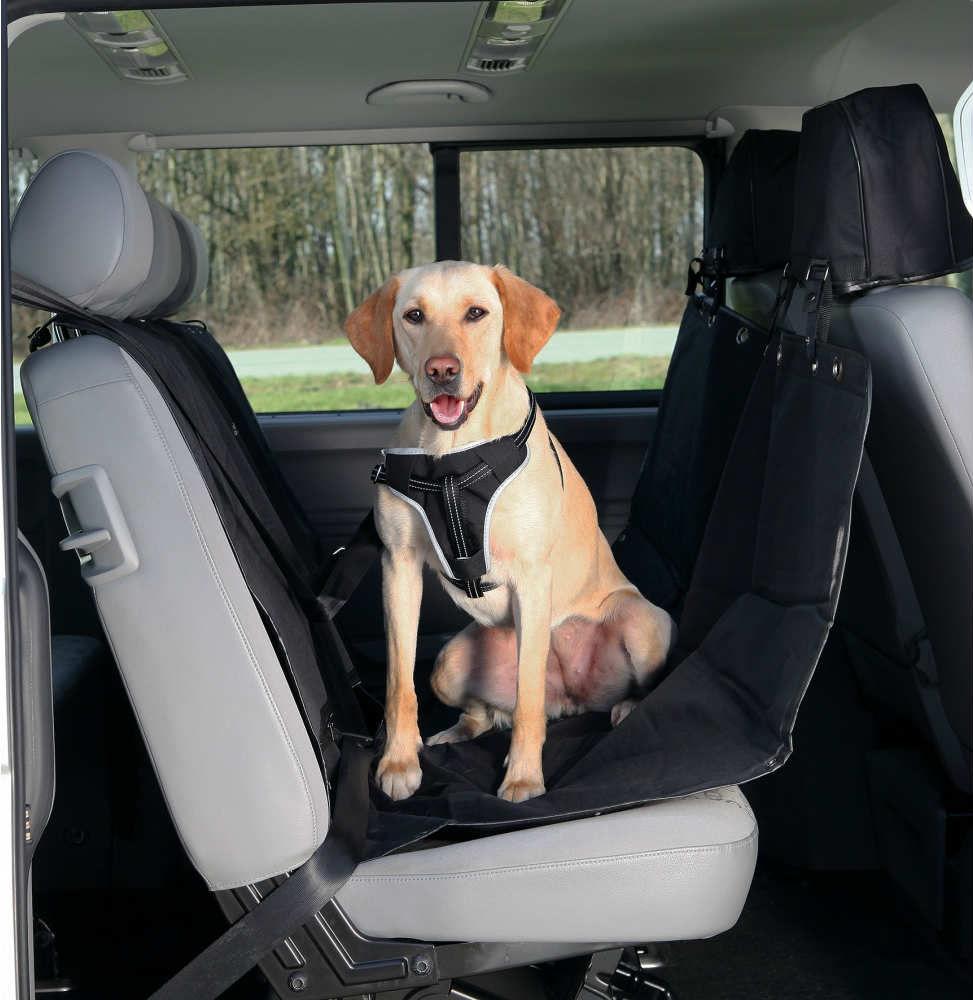 Автогамак для собак Trixie автомобильная подстилка 1324 1,45