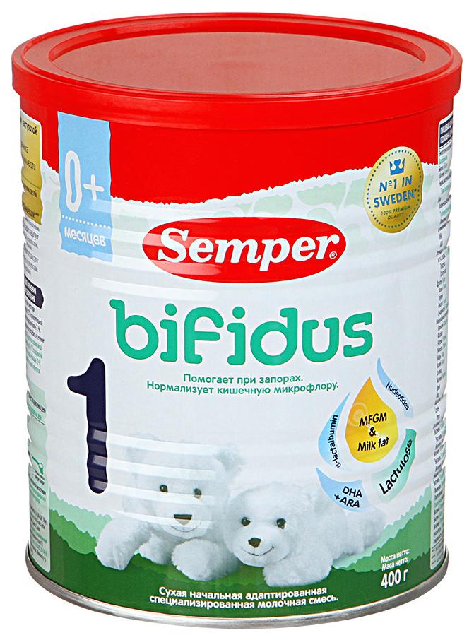 Молочная смесь Semper Bifidus 1 от
