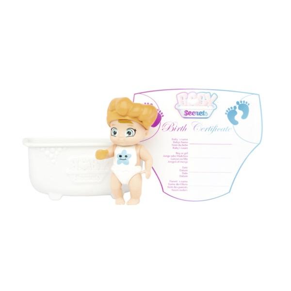 Кукла Zapf Creation Baby Secrets 930-137