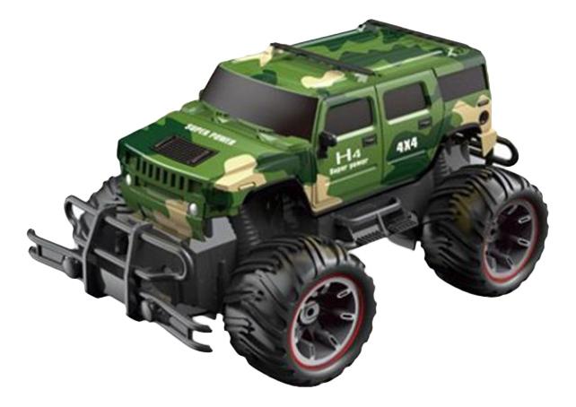 Купить Военный джип р у full func М87087, Военный джип р/у Full Func Shenzhen Toys М87087, Радиоуправляемые машинки