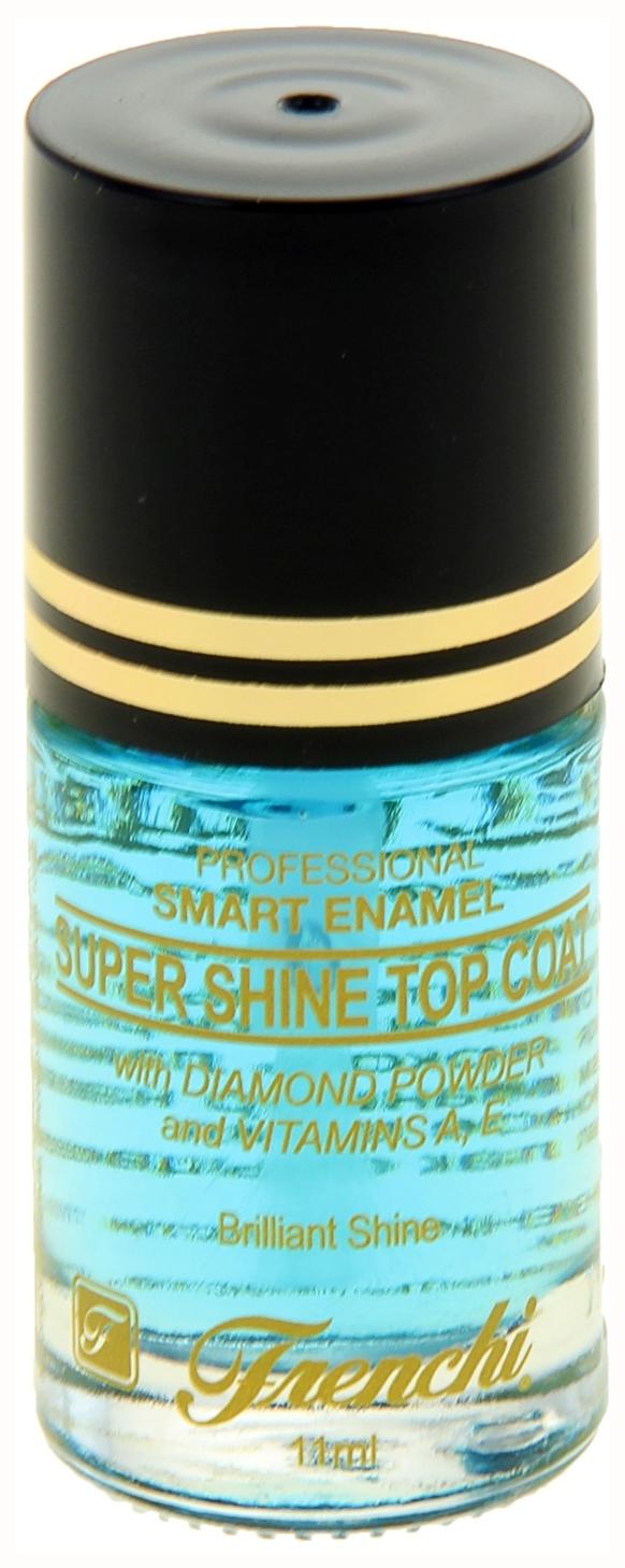 Средство для ухода за ногтями Frenchi Супер блестящее покрытие 11 мл Супер блестящее покрытие по цене 94