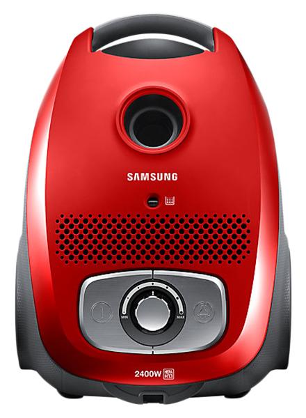 Пылесос Samsung  VCJG 24 KV Red