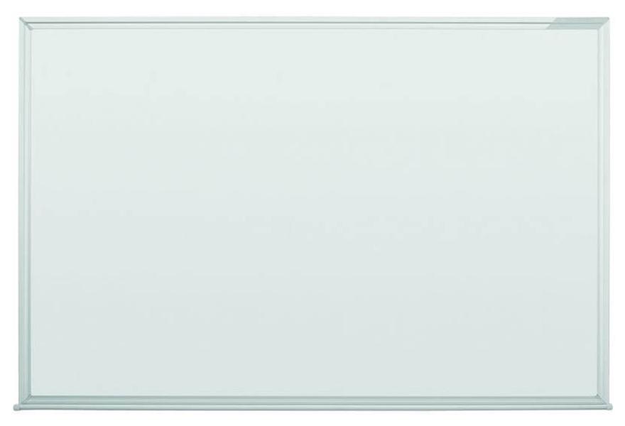Доска белая Magnetoplan SP 1500х1000 мм Лаковая, магнитно-маркерная фото