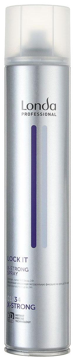 Лак для волос Londa Professional Lock It Spray 500 мл