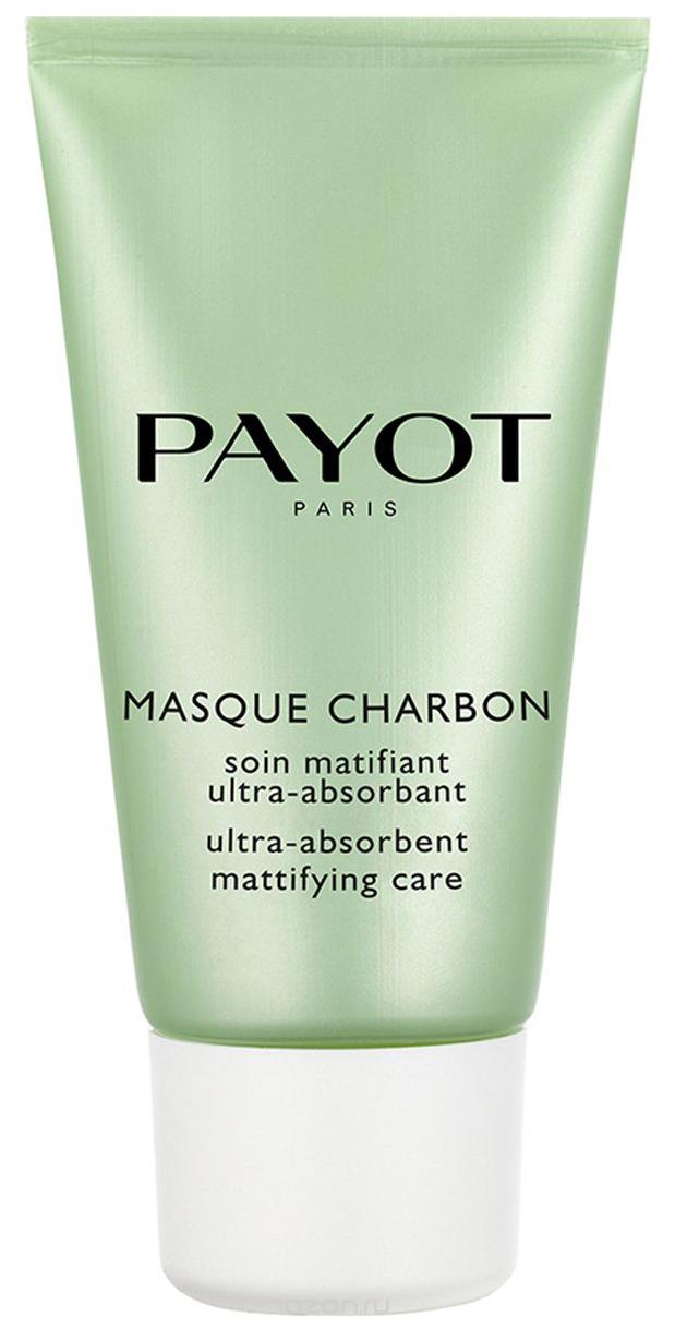 Купить Маска для лица PAYOT Pate Grise Masque Charbon 50 мл