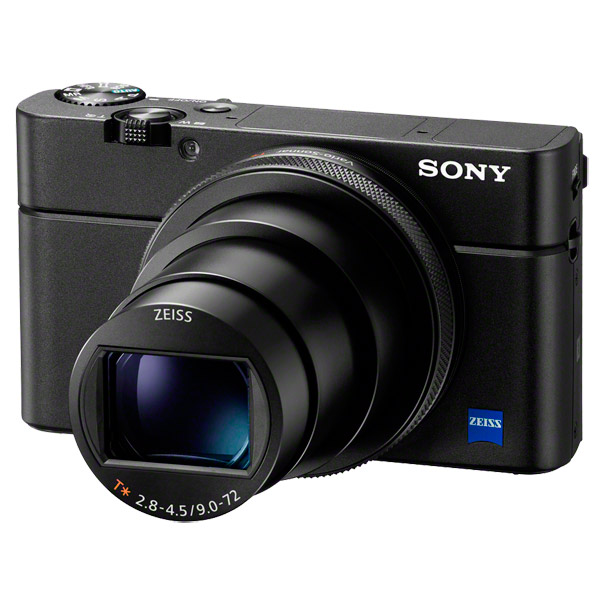 Фотоаппарат цифровой компактный Sony RX100 VI Black (DSCRX100M6.RU3) DSC-RX100M6