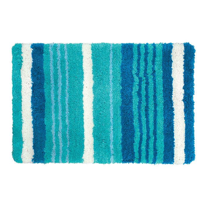 Коврик для ванной комнаты IDDIS Blue horizon