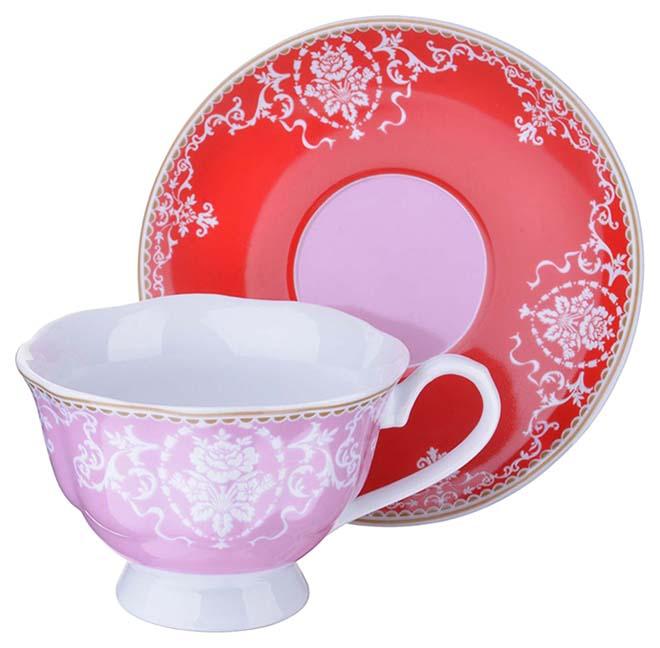 Чайная пара Loraine LR 27867