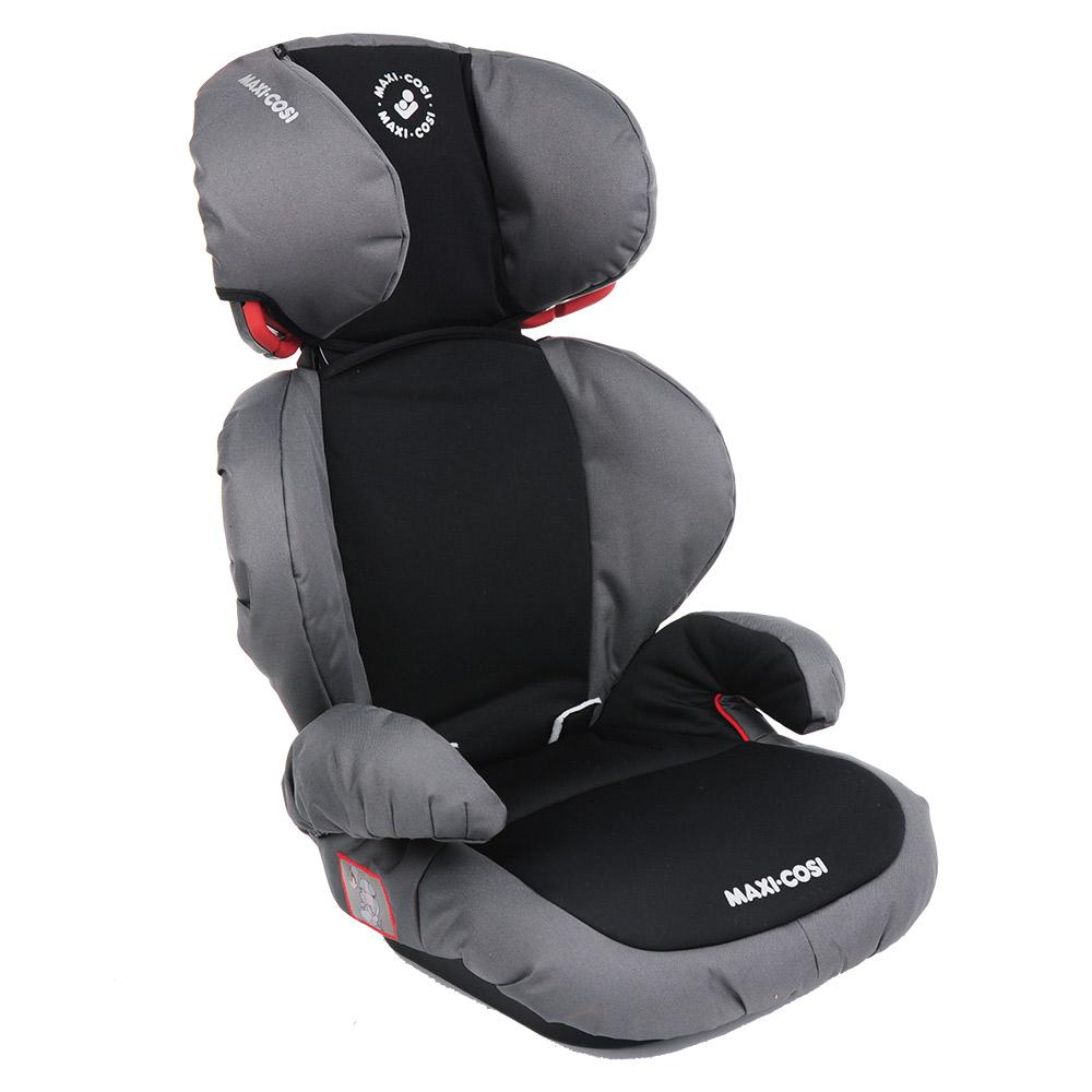 Купить Автокресло Maxi-Cosi гр 2/3 15–36кг Rodi SPS Carbon Black, Детские автокресла