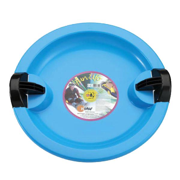 Ледянка тарелка KHW Fun Ufo Голубой