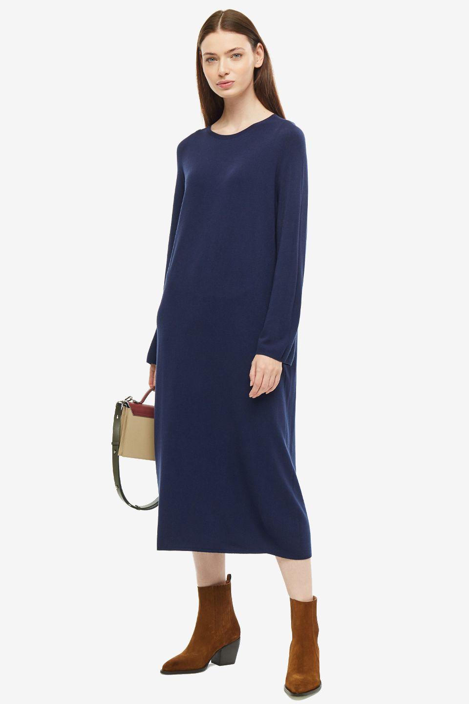 Платье женское SHADE BSHFW195707A синее S