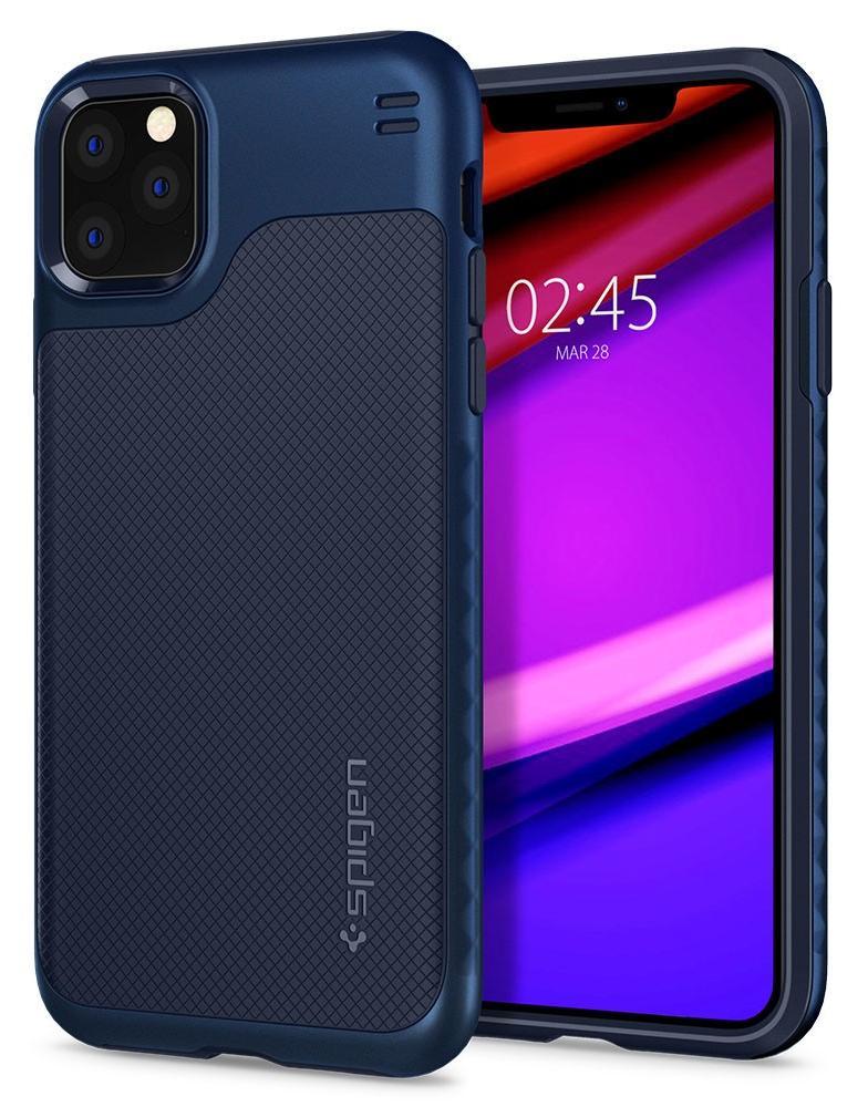 Чехол Spigen Hybrid NX 075CS27046 для iPhone 11 Pro Max Blue