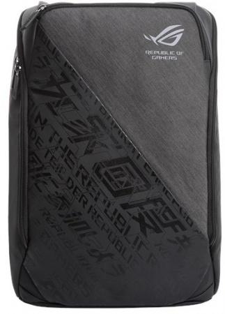 Рюкзак для ноутбука серый 15,6