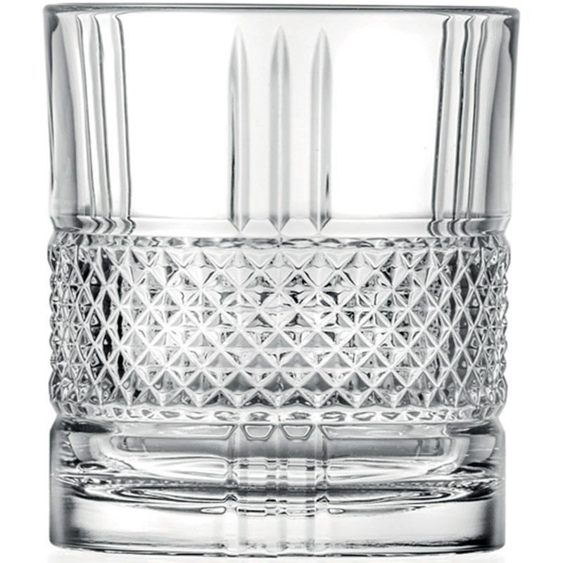 Набор бокалов для виски 340мл RCR Brilliante