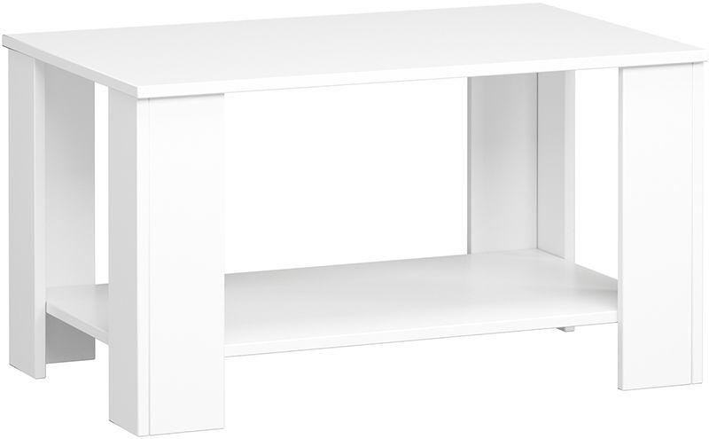 Журнальный стол Стайл-800 Белый