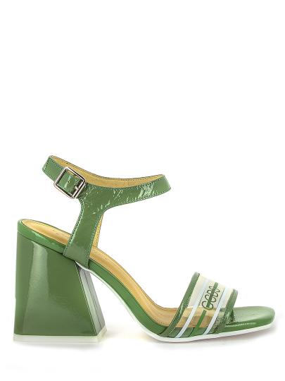 Босоножки женские Just Couture 81496 зеленые