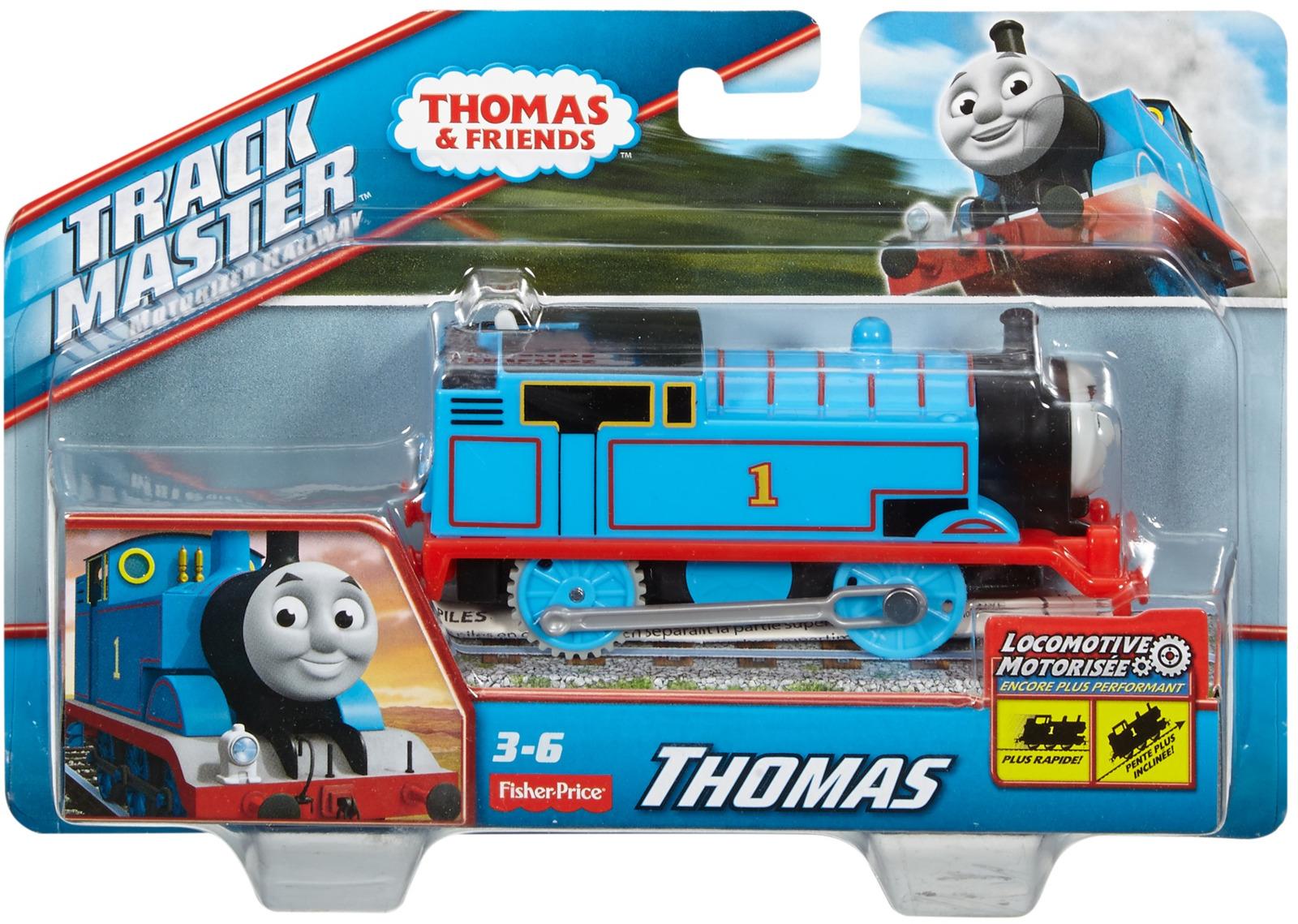 Купить THOMAS AND FRIENDS Моторизированный паровозик Томас , Thomas & Friends, Детские железные дороги