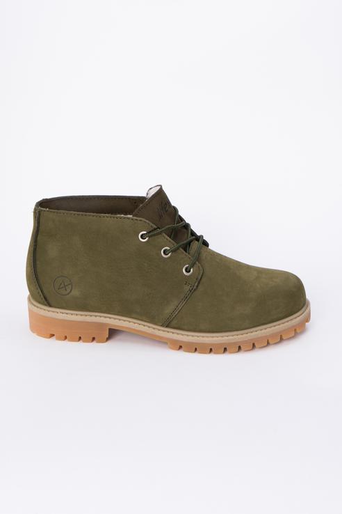 Ботинки мужские Affex 75-TBT зеленые 40 RU.