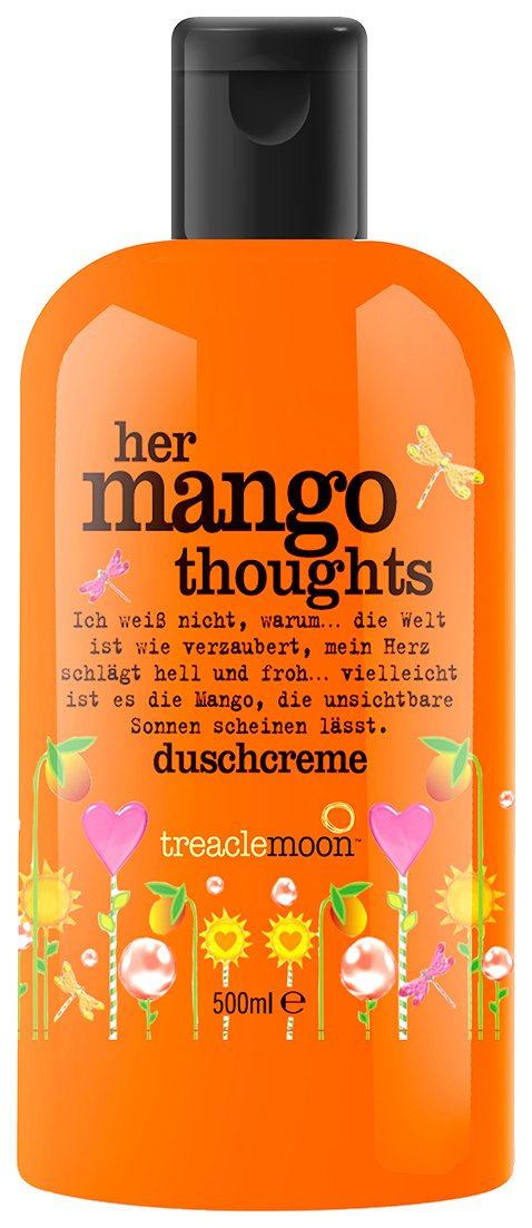 Гель для душа Treaclemoon Her Mango thoughts Bath #and# shower gel 500 мл