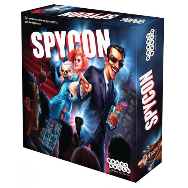 Купить Настольная игра HOBBY WORLD SPYCON,