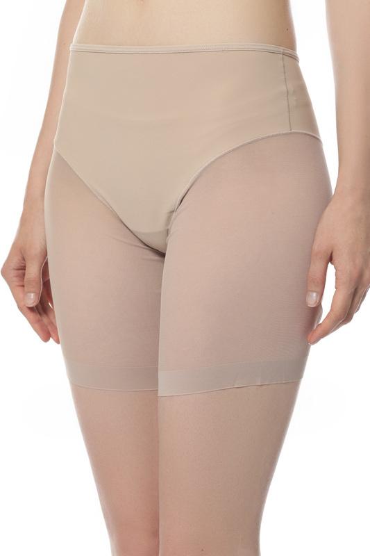 Панталоны женские YSABEL MORA 19613 SHAPING SHORTS бежевые XL