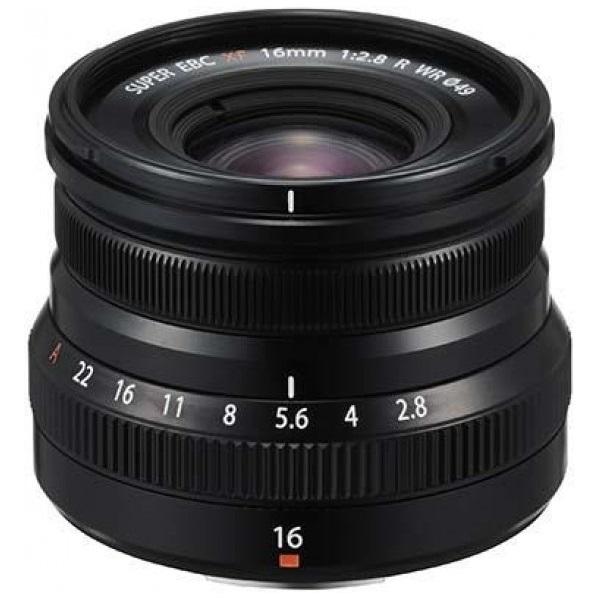 Объектив Fujifilm FXF16MMF2.8 R WR B P