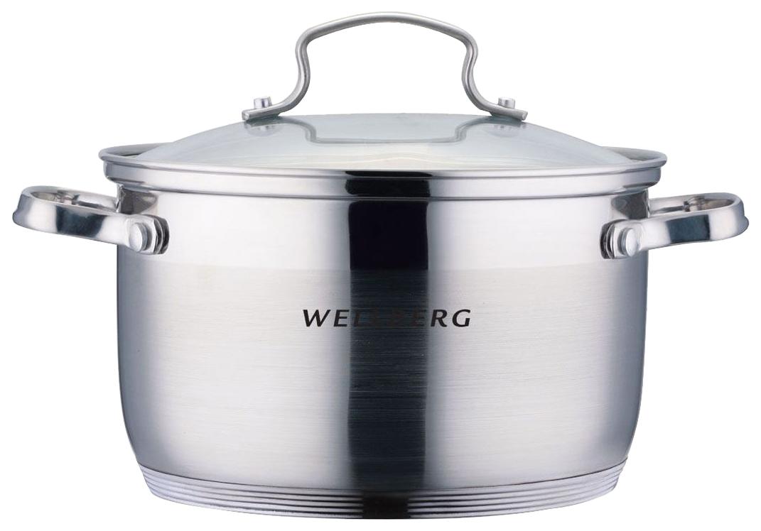Кастрюля Wellberg WB-02176 3.9л