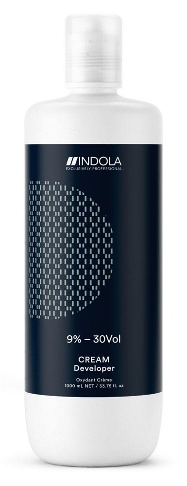Купить Проявитель Indola Professional Cream Developer 30 vol 9% 1000 мл