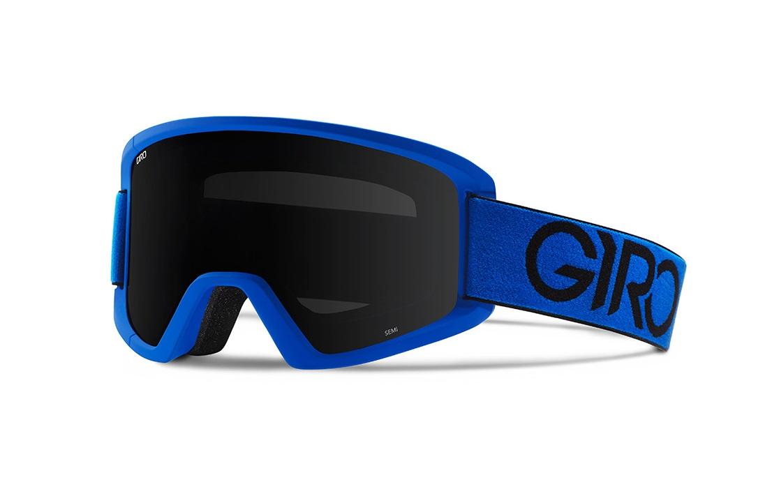 Горнолыжная маска Giro Semi 2017 Blue M