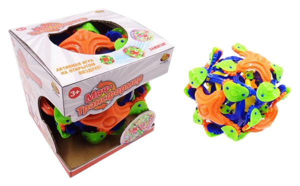 Интерактивная игрушка ABtoys Мяч раскрывающийся в полете