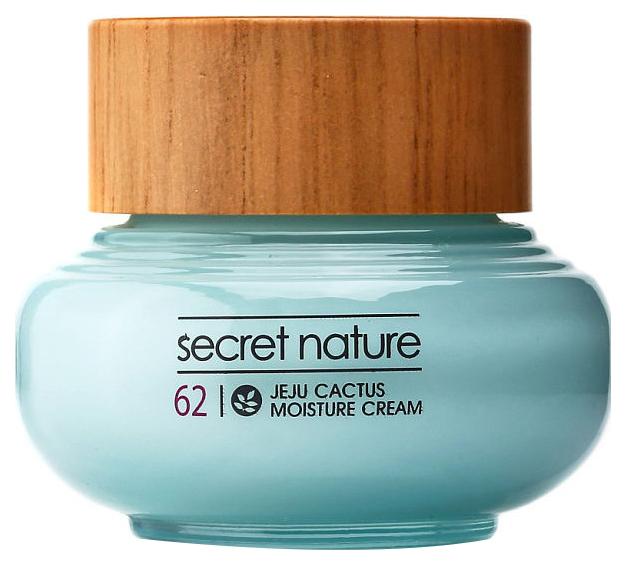 Крем для лица Secret Nature Jeju Cactus
