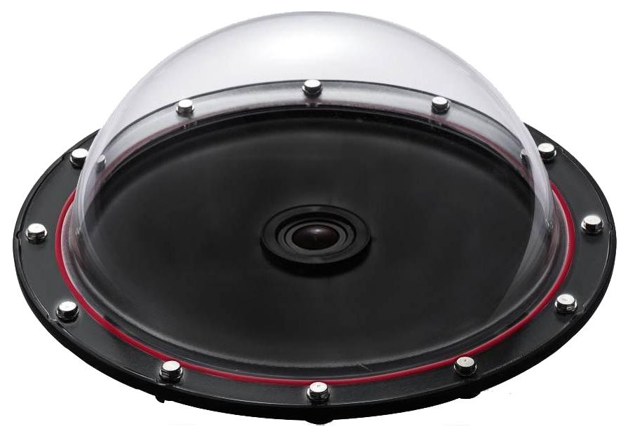 Купол для экшн камер Telesin Dome Port