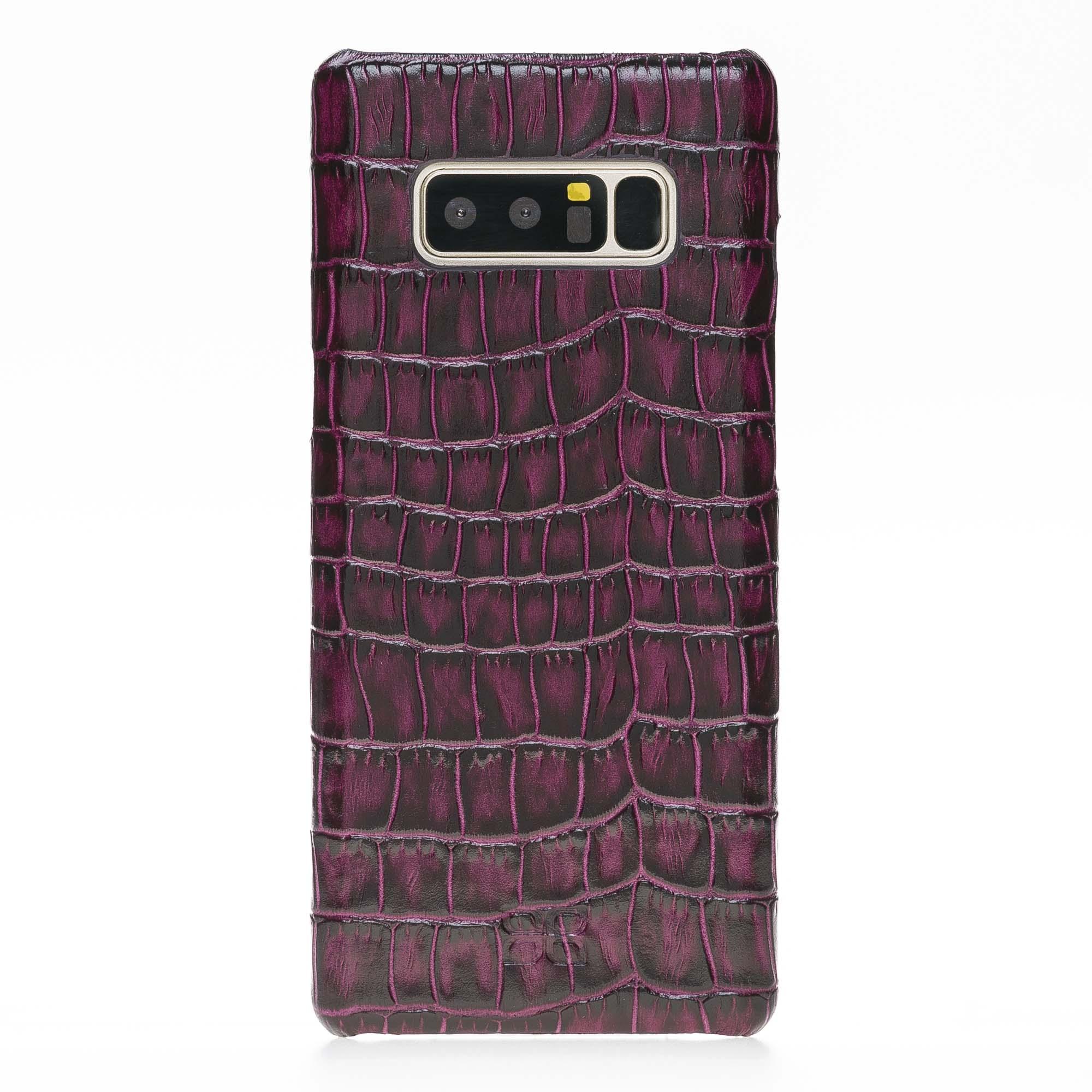 Чехол Ultimate Jacket Bouletta Фиолетовый YK02 для Samsung Galaxy note 8