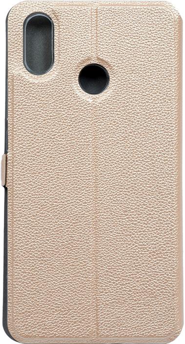 Чехол GOSSO CASES Book Type UltraSlim для Xiaomi Mi Max 3 золотой