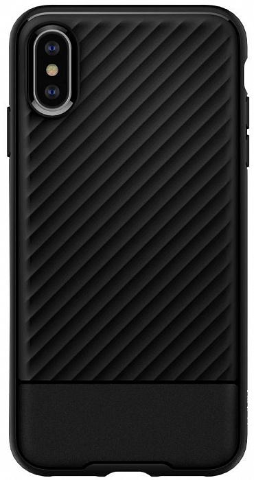 Чехол Spigen Core Armor (063CS24941) для iPhone Xs/X (Black)