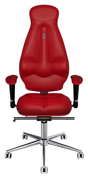 Офисное кресло Kulik System Galaxy, экокожа, Красный